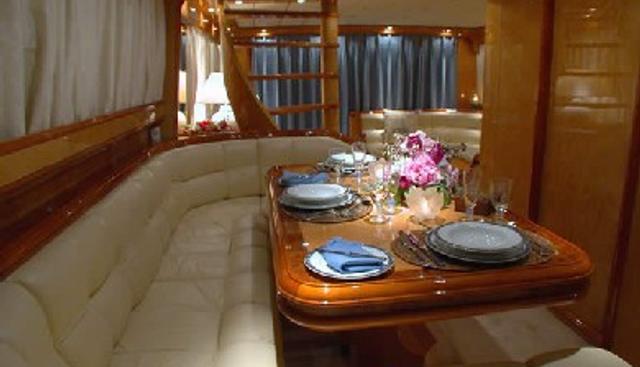 Midnight Rose Charter Yacht - 5