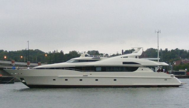 Blacksheep Charter Yacht