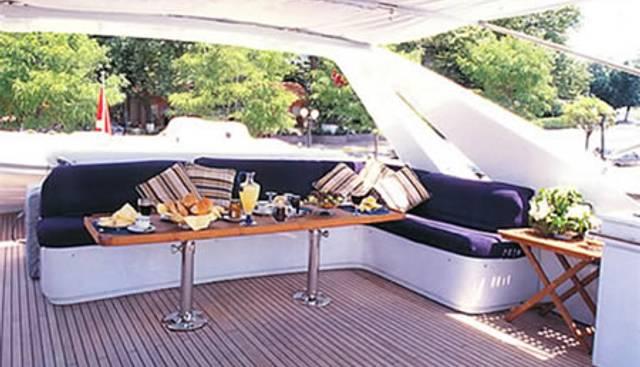 Blues Charter Yacht - 5