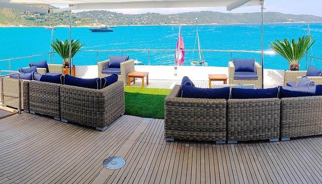 Miraggio Charter Yacht - 3