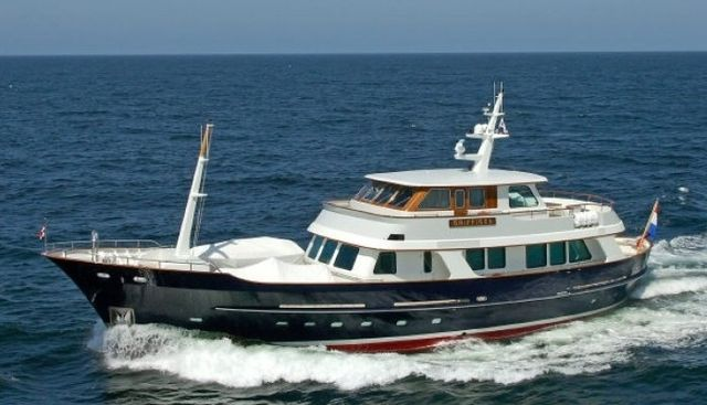 Griffioen Charter Yacht