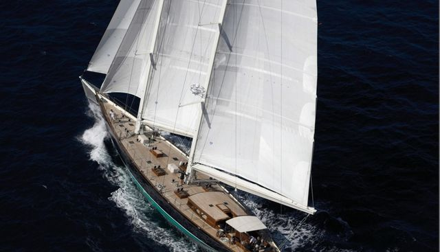 Seabiscuit Charter Yacht - 3