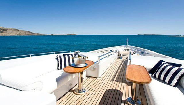 Te Manu Charter Yacht - 2