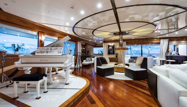 Legend Yacht Charter Price Ex Giant Ihc Verschure Luxury Yacht Charter