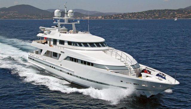 Deep Blue II Charter Yacht
