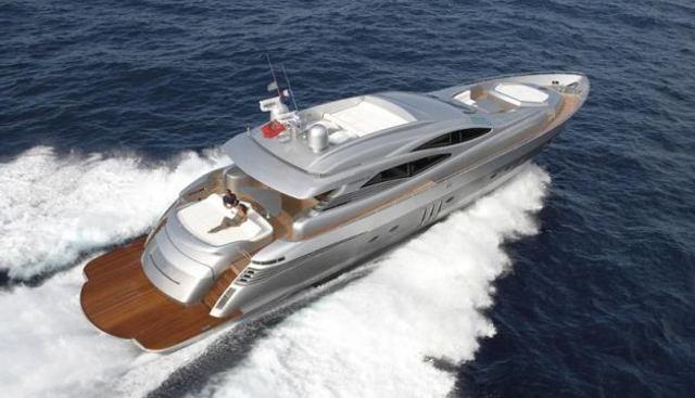 YCM 90 Charter Yacht - 2