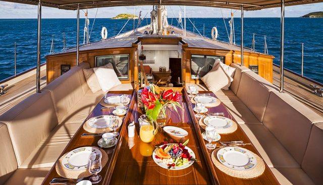 Pumula Charter Yacht - 2