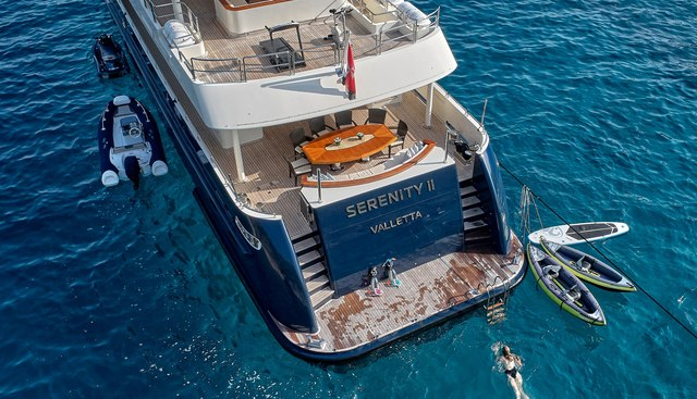 Serenity II Charter Yacht - 5