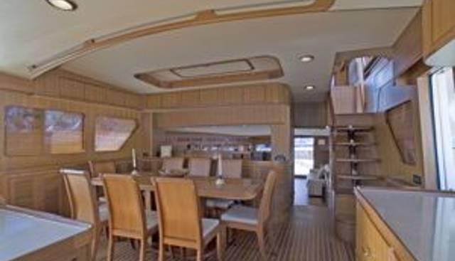 Explorer Seven Seas Charter Yacht - 4
