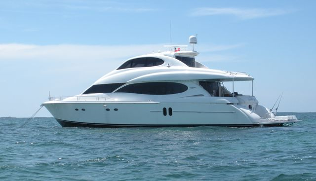 It's A Wonderful Life Charter Yacht