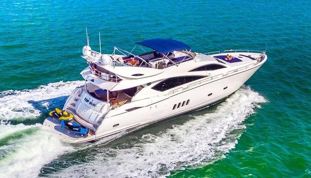 Top Gun Charter Yacht