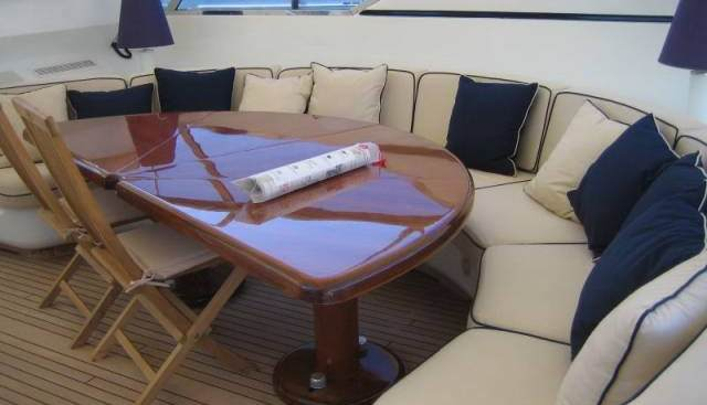 Columbia C Charter Yacht - 4