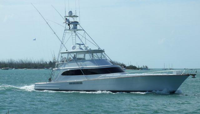 Reel Wheels Charter Yacht