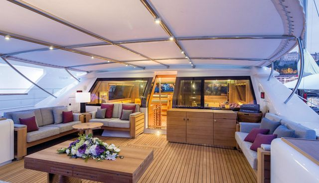 State of Grace Charter Yacht - 2