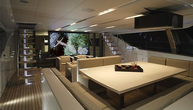 Red Dragon Charter Yacht - 7