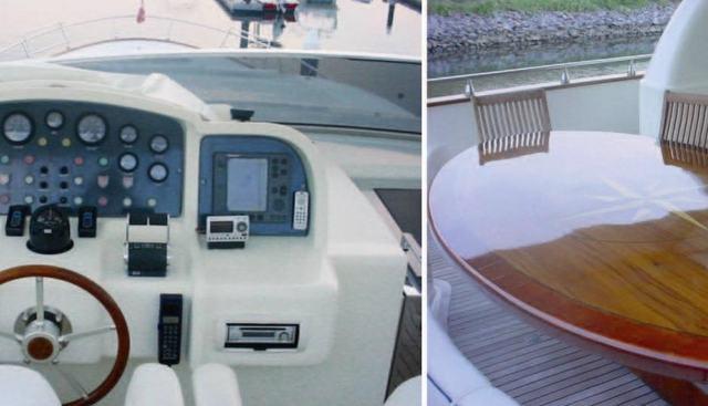 Astondoa 95 2004 Charter Yacht - 5