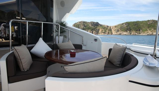 Storm Charter Yacht - 6