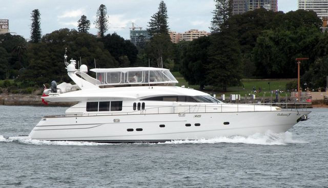 Colleena J Charter Yacht