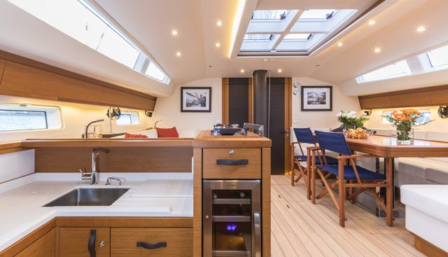 LUNOUS Charter Yacht - 6