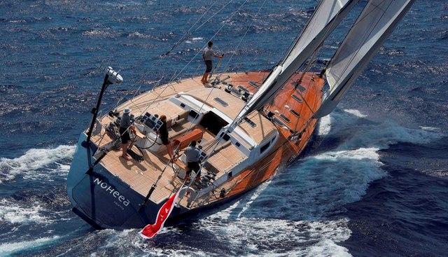 Noheea Charter Yacht - 5
