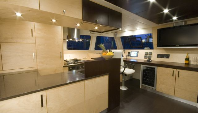Depende IV Charter Yacht - 8