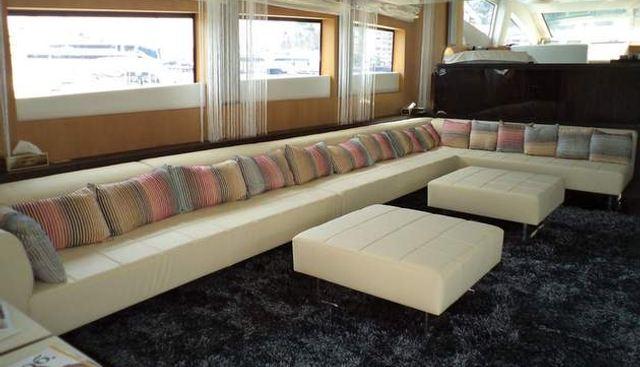 Sunkar Charter Yacht - 5