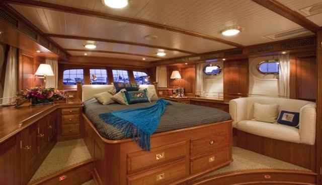 Audrey II Charter Yacht - 4