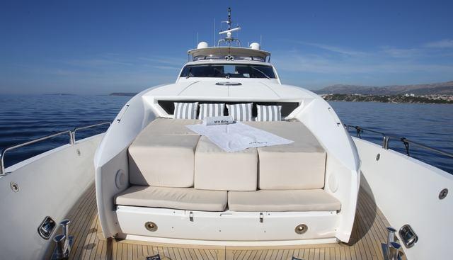 Baby I Charter Yacht - 3