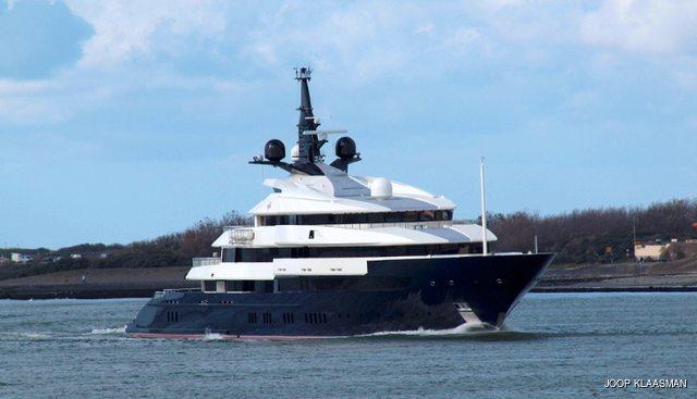 Seven Seas Charter Yacht - 2