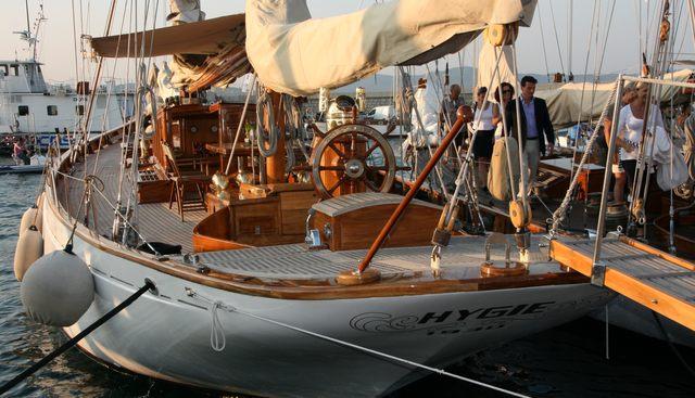 Hyige Charter Yacht - 3