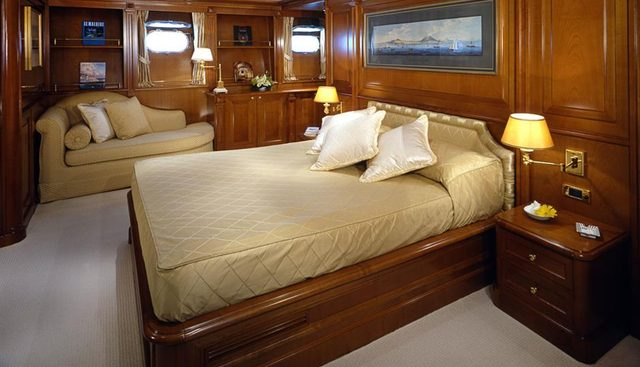 Sea Wish Charter Yacht - 7