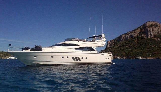 Jaco Charter Yacht - 3