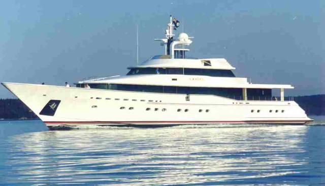 Aurora A Charter Yacht - 2