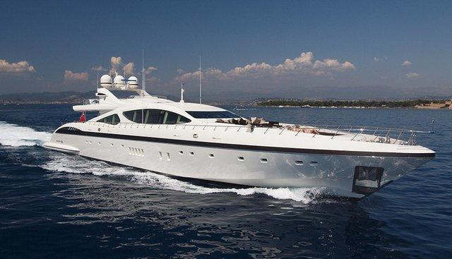 Miss Moneypenny V Charter Yacht