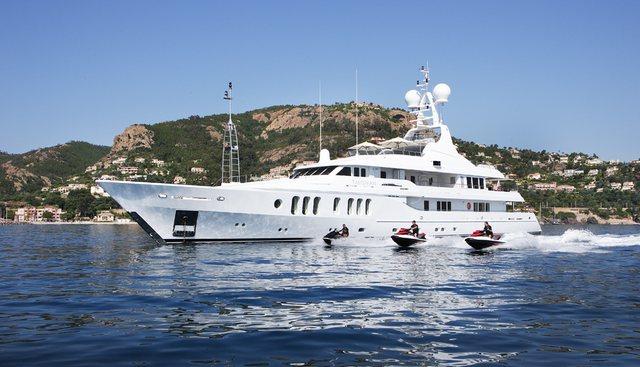 Talisman Maiton Charter Yacht