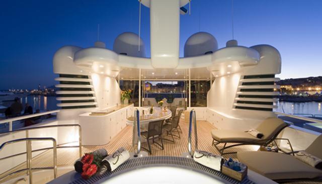 Solaia Charter Yacht - 2