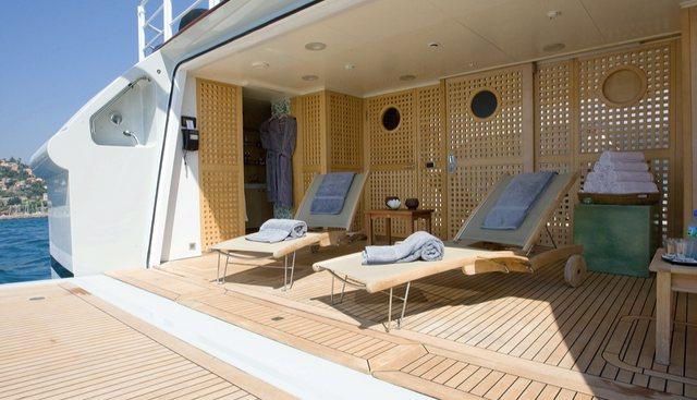 Queen Aida Charter Yacht - 4