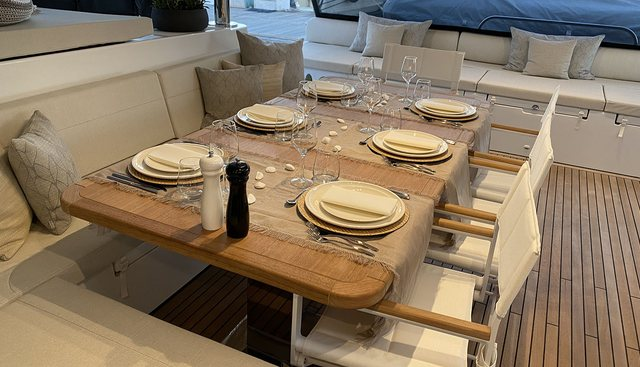 Galux One Charter Yacht - 6