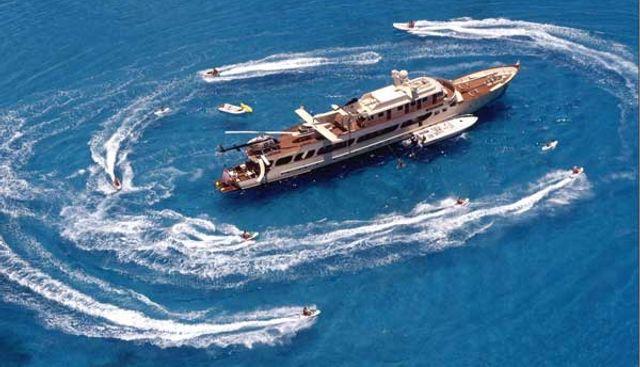 Nadine Charter Yacht - 3