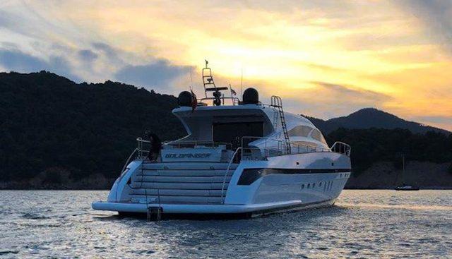 Goldfinger Charter Yacht - 5
