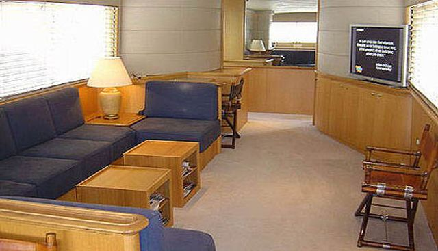 Allahou Charter Yacht - 8