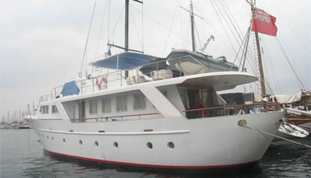 AF Charter Yacht