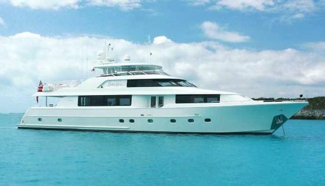 Sea Clef Charter Yacht