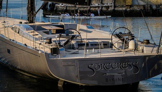 Sorceress Charter Yacht - 4