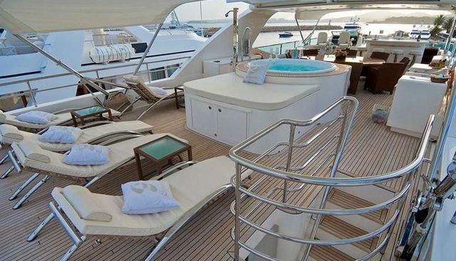 Claudius Charter Yacht - 3