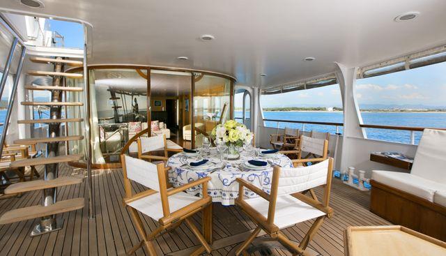 Lady Jersey Charter Yacht - 5
