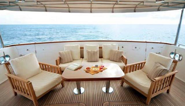 Silvia M Charter Yacht - 6