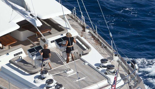 Miniskirt Charter Yacht - 3
