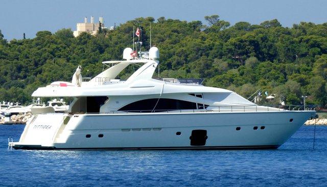 Tittidea Charter Yacht