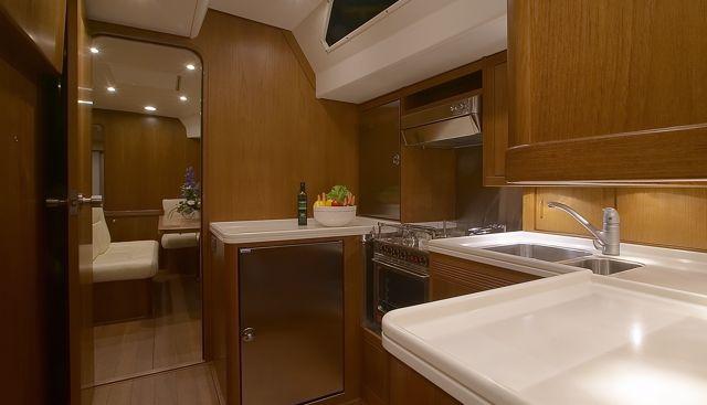 Turconeri Charter Yacht - 8
